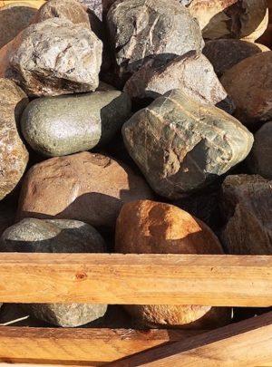 Bulk Boulders 200-300mm Crates