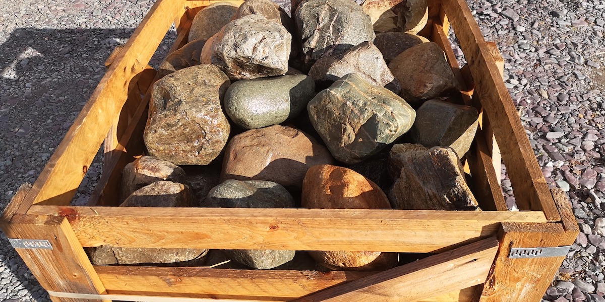 Boulders 200mm 300mm