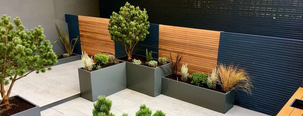 Emerging Landscape Design | Welsh Slate Water Features