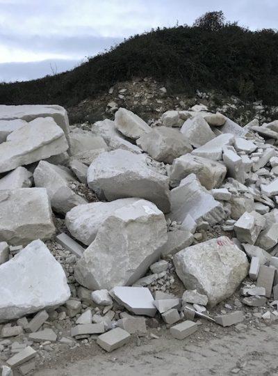 Portland Stone Boulder