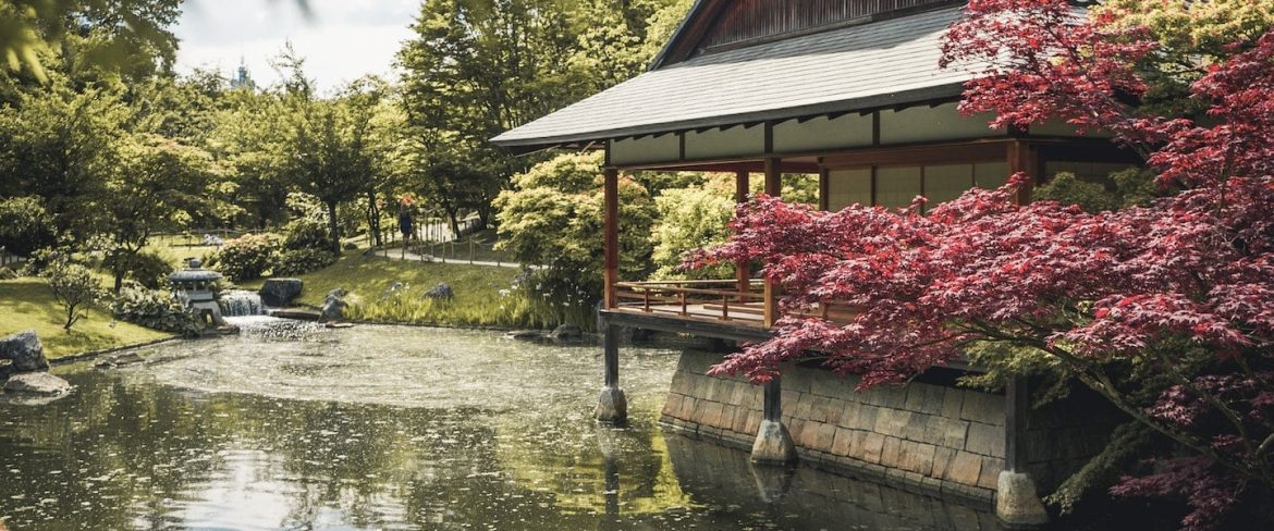 5 Key Features of Japanese Garden Design