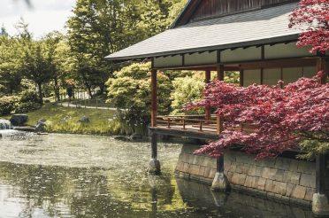 5 Key Features of Japanese Garden Design