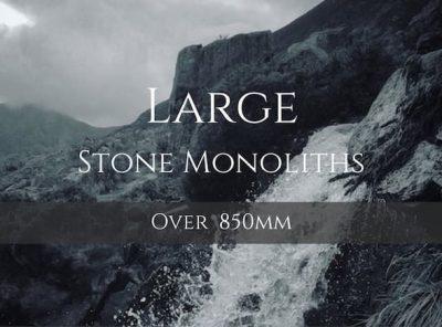 Large Stone Monoliths