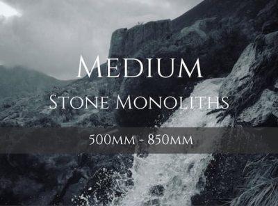 Medium Stone Monoliths
