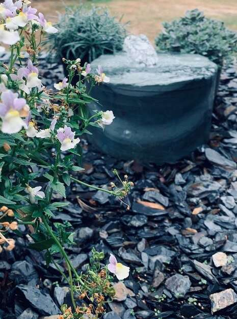 Slate Mill Stone Water Feature
