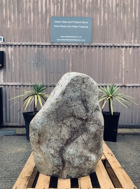 Slate Monolith SM17 4 | Welsh Slate Water Features