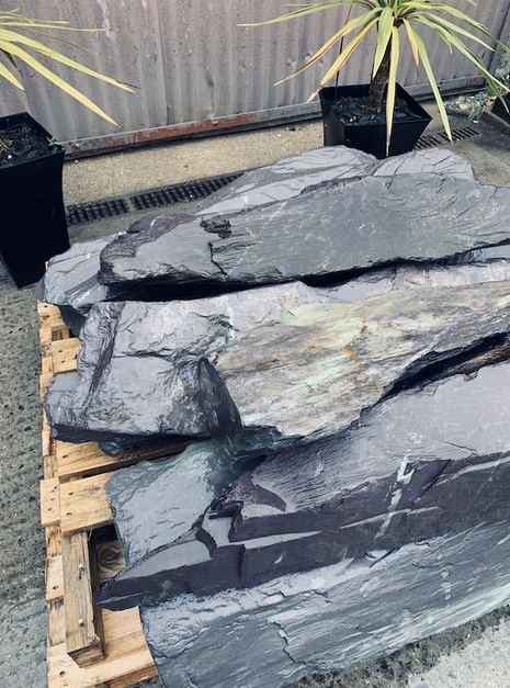 Slate Monoliths Undrilled SMU4 2 | Welsh Slate Water Features
