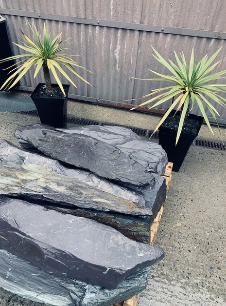 Slate Monoliths Undrilled SMU4 3 | Welsh Slate Water Features