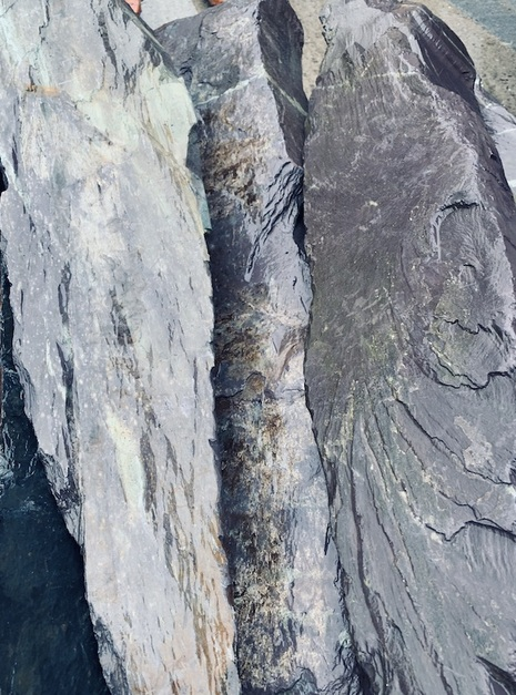 Slate Monoliths Undrilled SMU4 5 | Welsh Slate Water Features