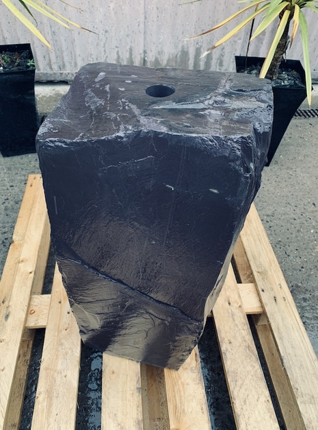 Slate Monollith SM8 5 | Welsh Slate Water Features