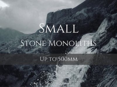 Small Stone Monoliths