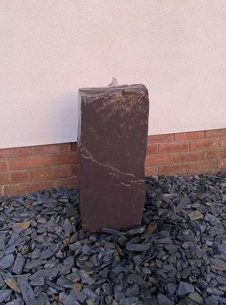 Welsh Slate Water Features | Customer Gallery 034