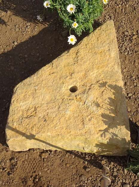 Purbeck Stone Boulder SB14 | Welsh Slate Water Features 01