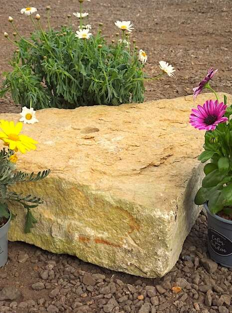 Purbeck Stone Boulder SB14 | Welsh Slate Water Features 02
