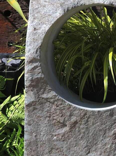 Slate Window Stone WS5   Welsh Slate Water Features 03