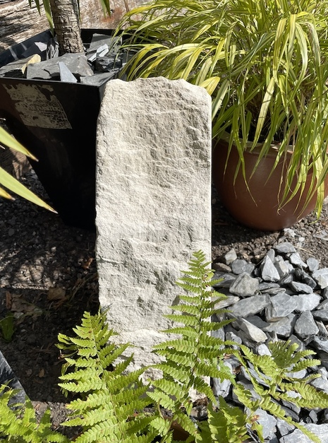Stone Monolith SM56 Standing Stone | Welsh Slate Water Features 03