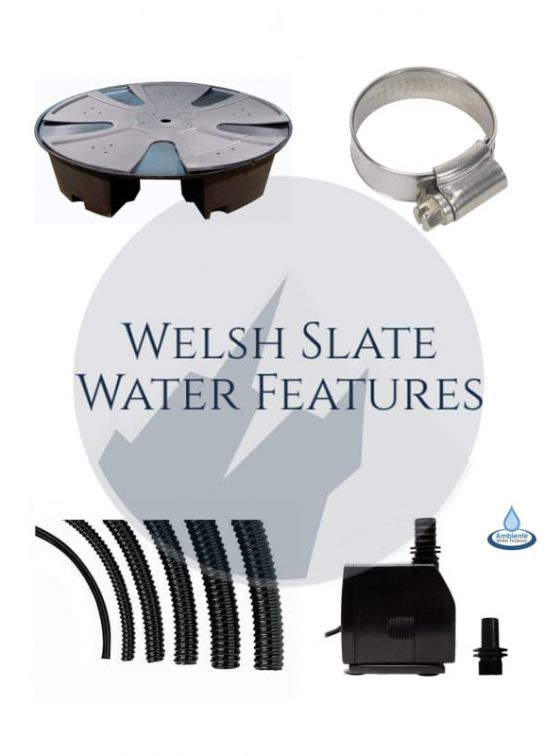 Reservoir Pack | Welsh Slate Water Features