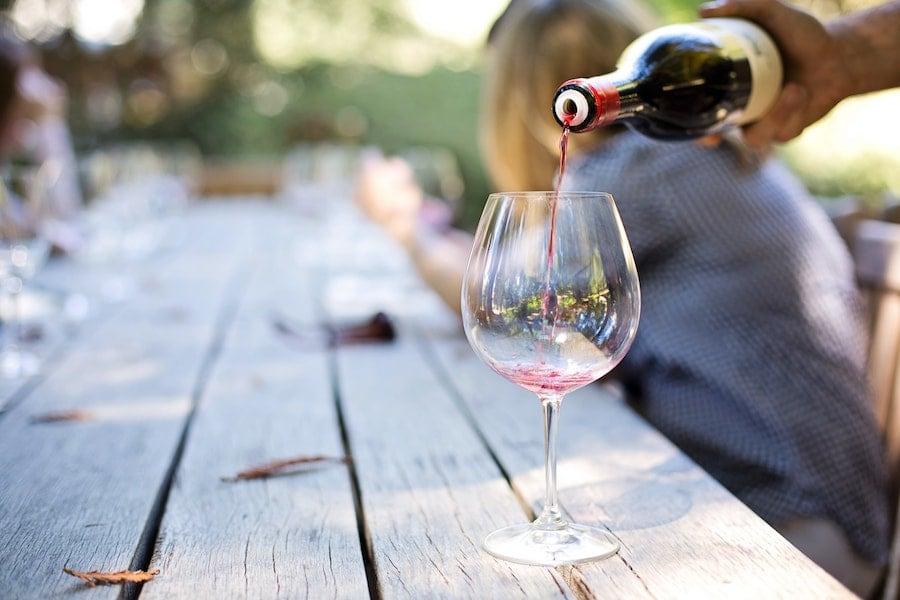 English Wine Week | Welsh Slate Water Features