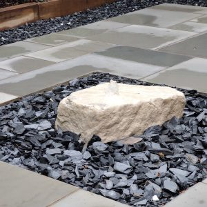 Portland Stone Water Feature