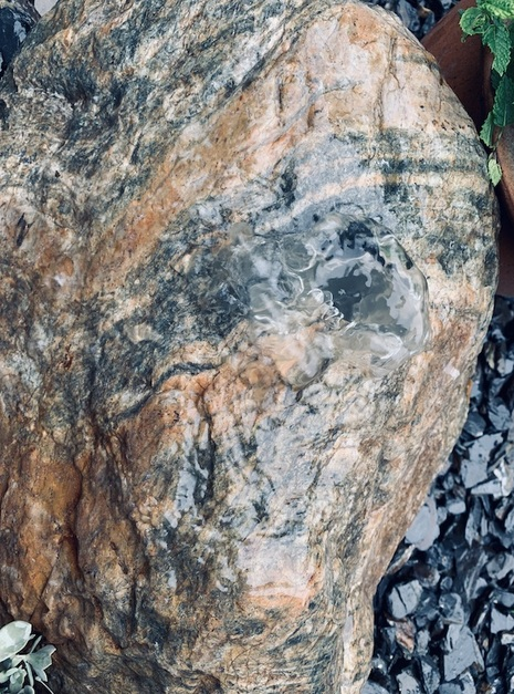 Quartz Boulder QB3