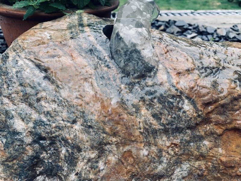 Quartz Boulder QB3 8
