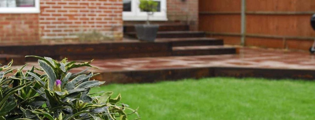 How To Plan & Lay A Patio | Welsh Slate Water Features
