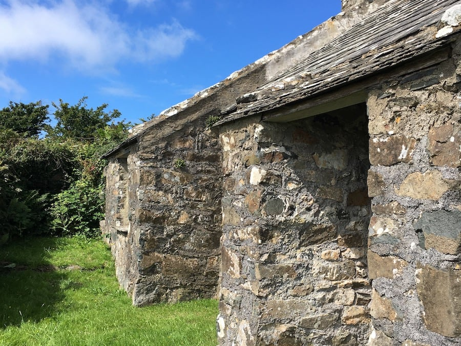John & Myfanwy Piper House | Welsh Slate Water Features 06