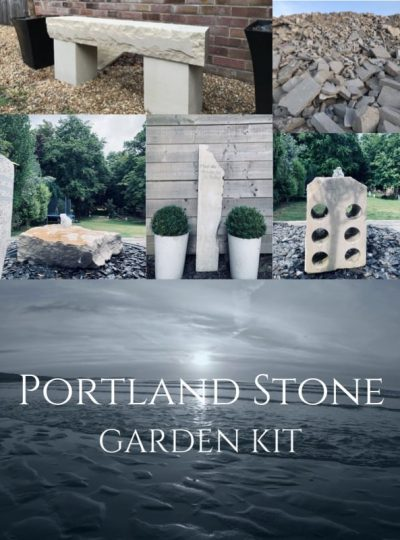 Portland Stone Garden Kit | Welsh Slate Water Features