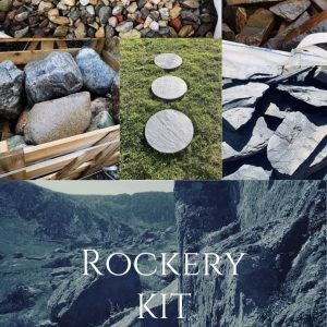Rockery Kit | Welsh Slate Water Features