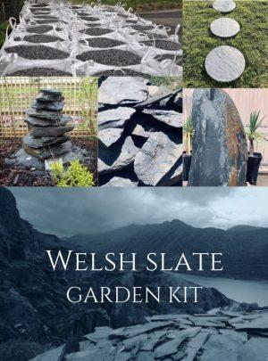Welsh Slate Garden Kit | Welsh Slate Water Features
