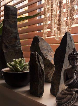 Buy a Zen Garden Monolith S:M:L:XL | Welsh Slate Water Features