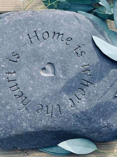 Customised Engraved Slate | Welsh Slate Water Features