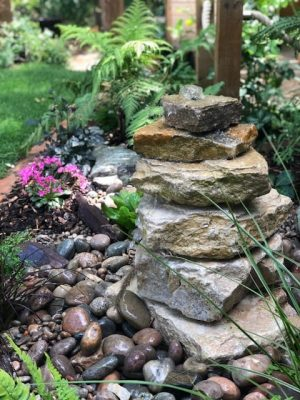 Purbeck Stack Case Study   Welsh Slate Water Features 01