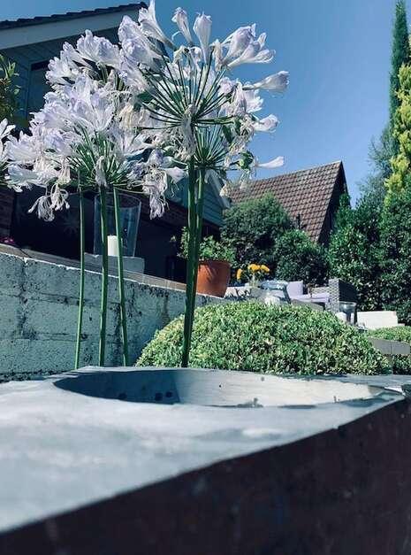 Slate Bird Bath SBB1 | Welsh Slate Water Features 02