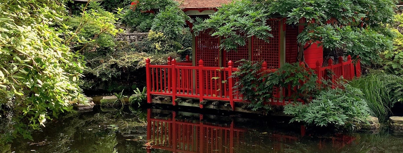 Buy Japanese Garden Stone Online | Welsh Slate Water Features