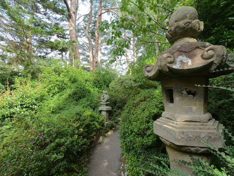 The Japanese Garden at Compton Acres 03