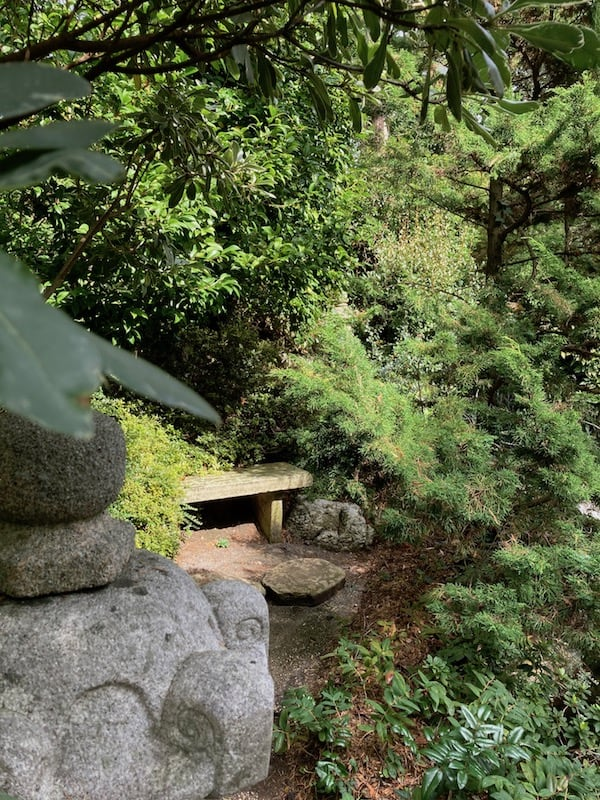 The Japanese Garden at Compton Acres 12