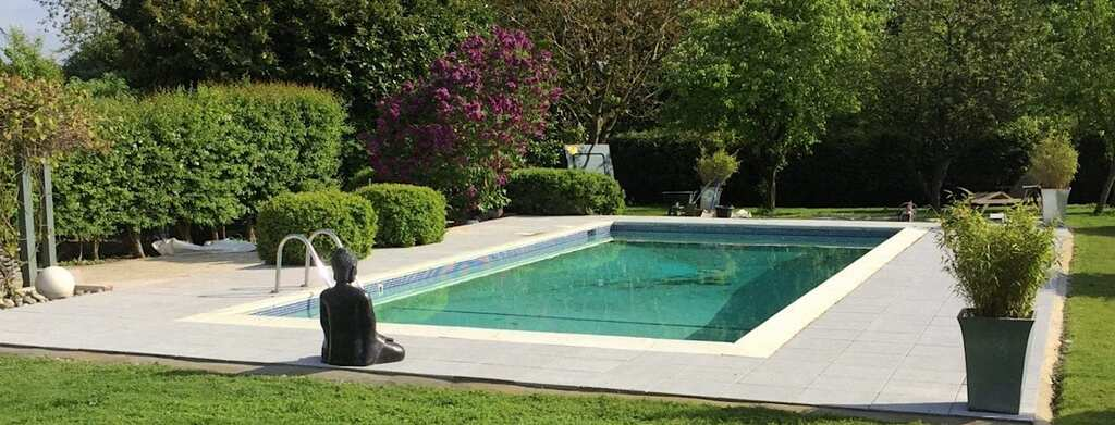 A.B. Fencing & Landscaping | Welsh Slate Water Features