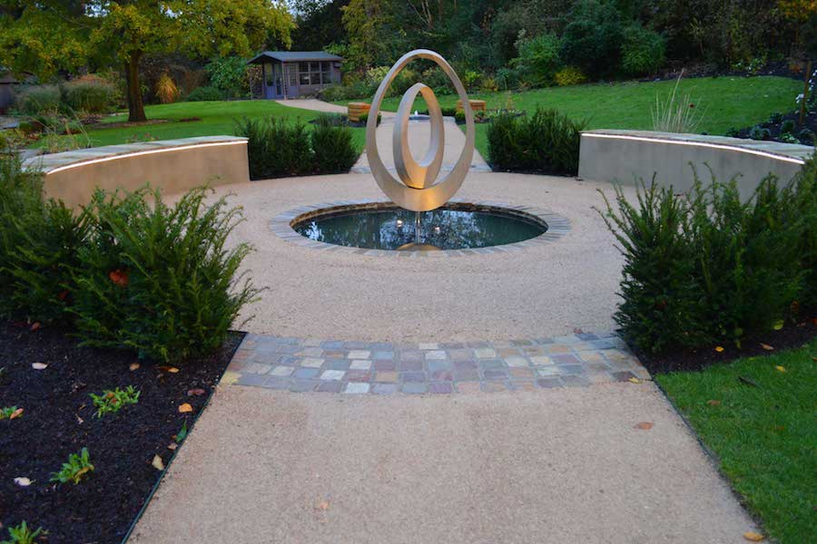 Graduate Gardeners - Approved Installer | Welsh Slate Water Features 02