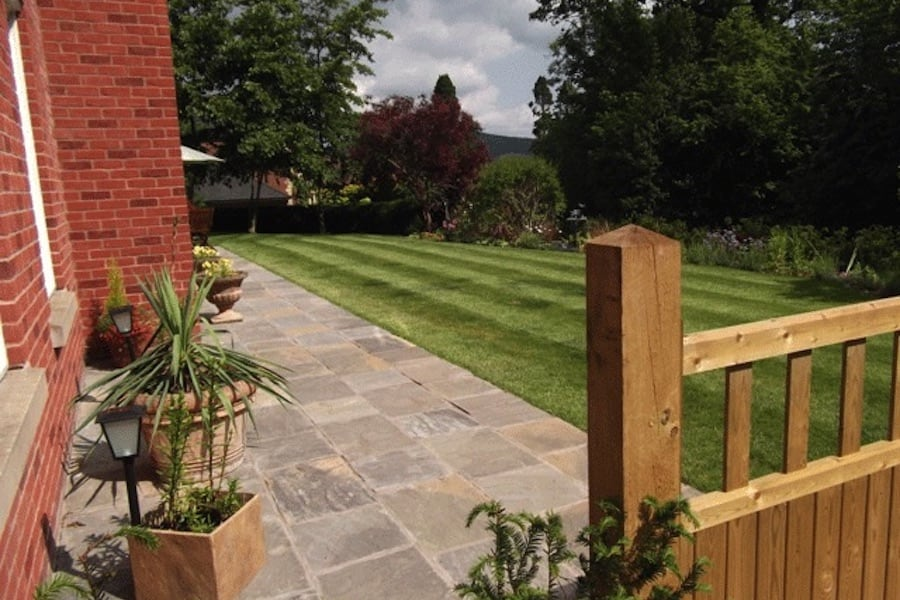 RCS Gardens - Approved Installer   Welsh Slate Water Features 03