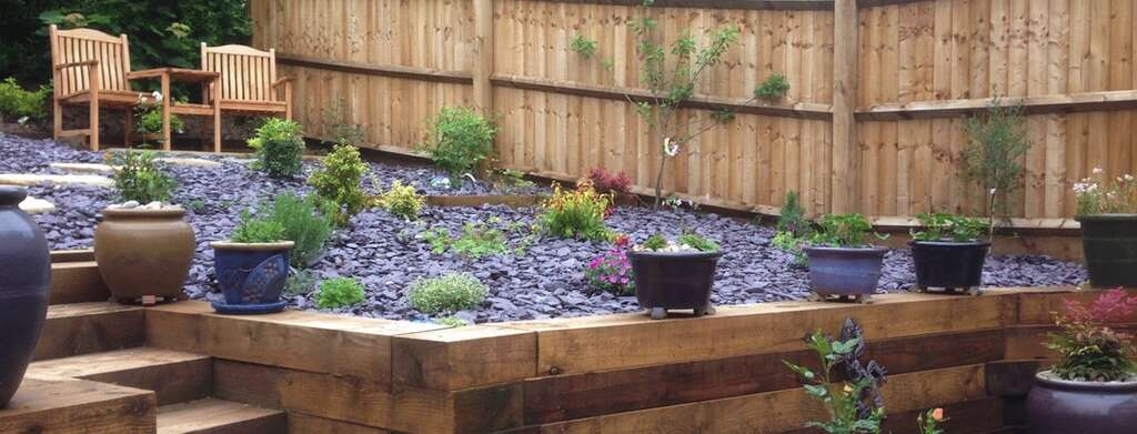 RCS Gardens - Approved Installer | Welsh Slate Water Features
