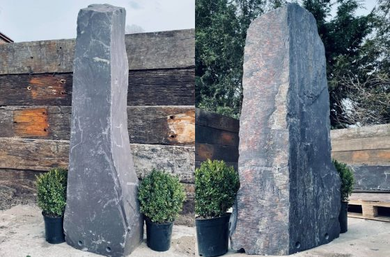 New XXL Slate Monoliths