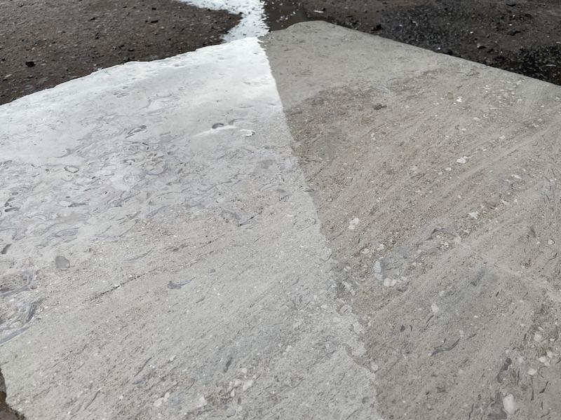 Portland Stone Slab PSS2 2