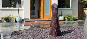 Front Garden Monolith Case Study