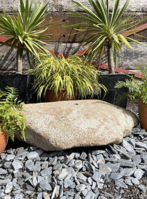 Granite Boulder GB11 Decorative Stone