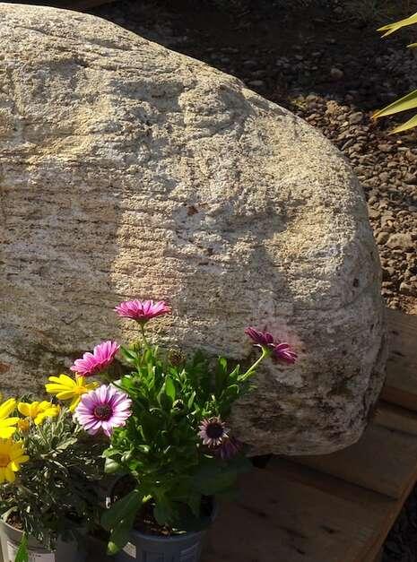 Granite Boulder GB7 01 | Welsh Slate Water Features
