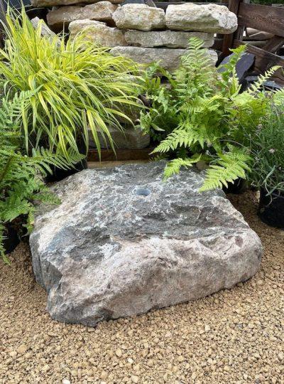 Granite Boulder GB8 Water Feature