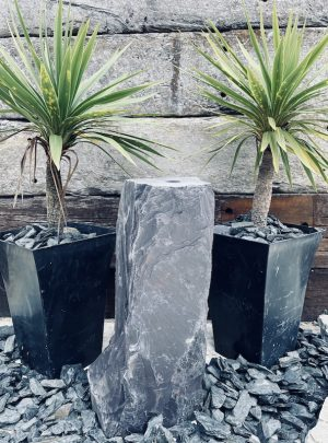 Slate Monolith SM120 Water Feature