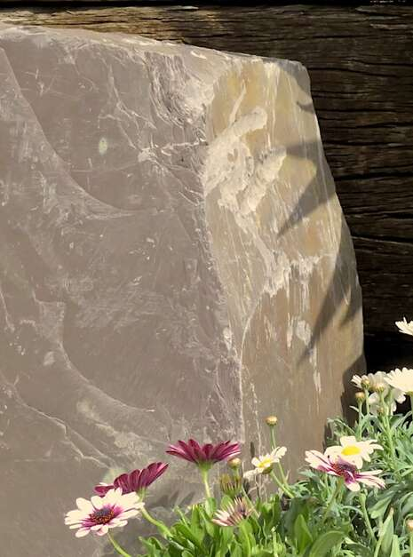 Slate Monolith SM121 07 | Welsh Slate Water Features