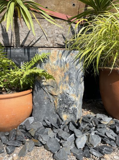 Slate Monolith SM97 Water Feature